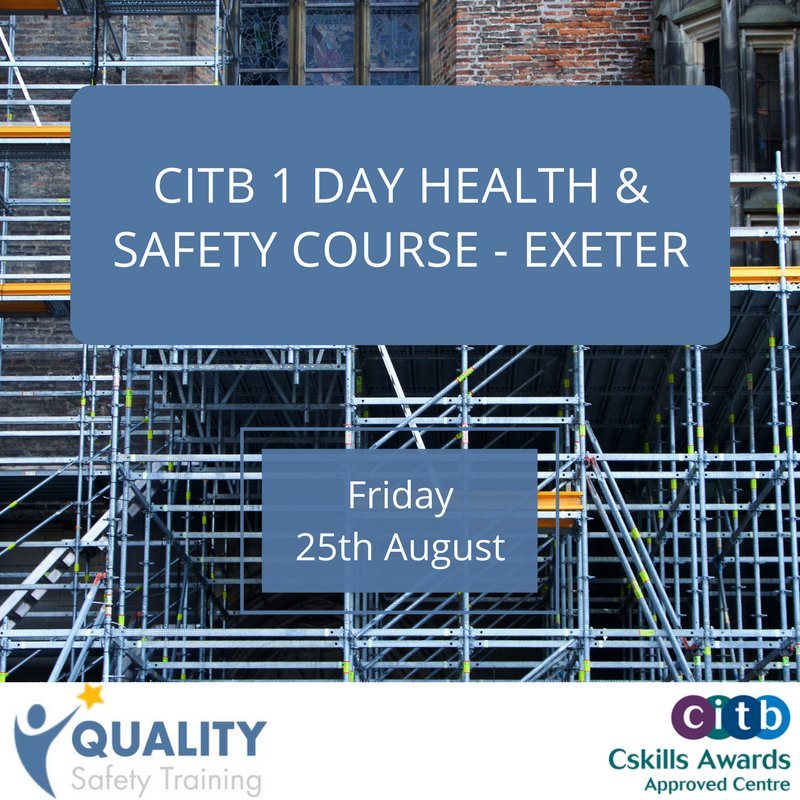 We have added another date for this #course due to high demand! To book call 01392 826228 or follow this link:  https:// goo.gl/2agvs5  &nbsp;  <br>http://pic.twitter.com/2pjI8btf9w