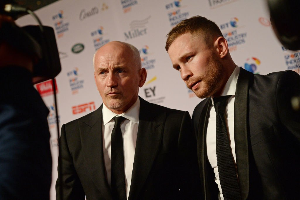 Carl Frampton has confirmed that his partnership with manager Barry Mc...