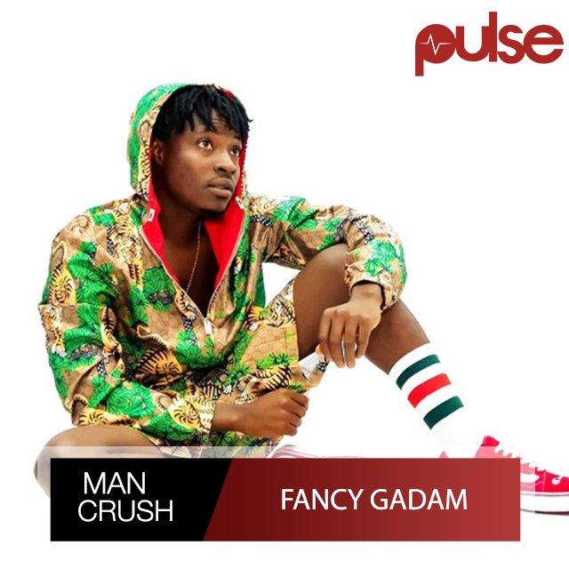 We are crushing on Ghanaian rapper, @FancyGadam2. 😍 #PulseGhana #ManCr...