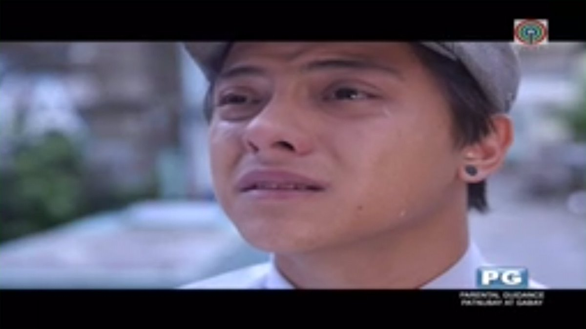 Brilliant acting from DJP. 'Nuff said. #...