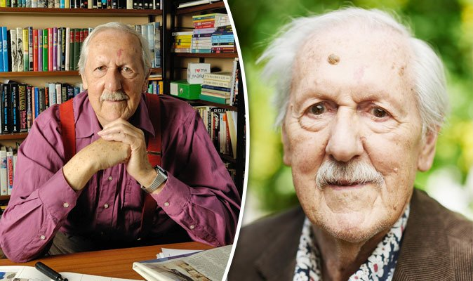 Brian Aldiss dead: Legendary sci-fi writer passes away aged 92. https:...