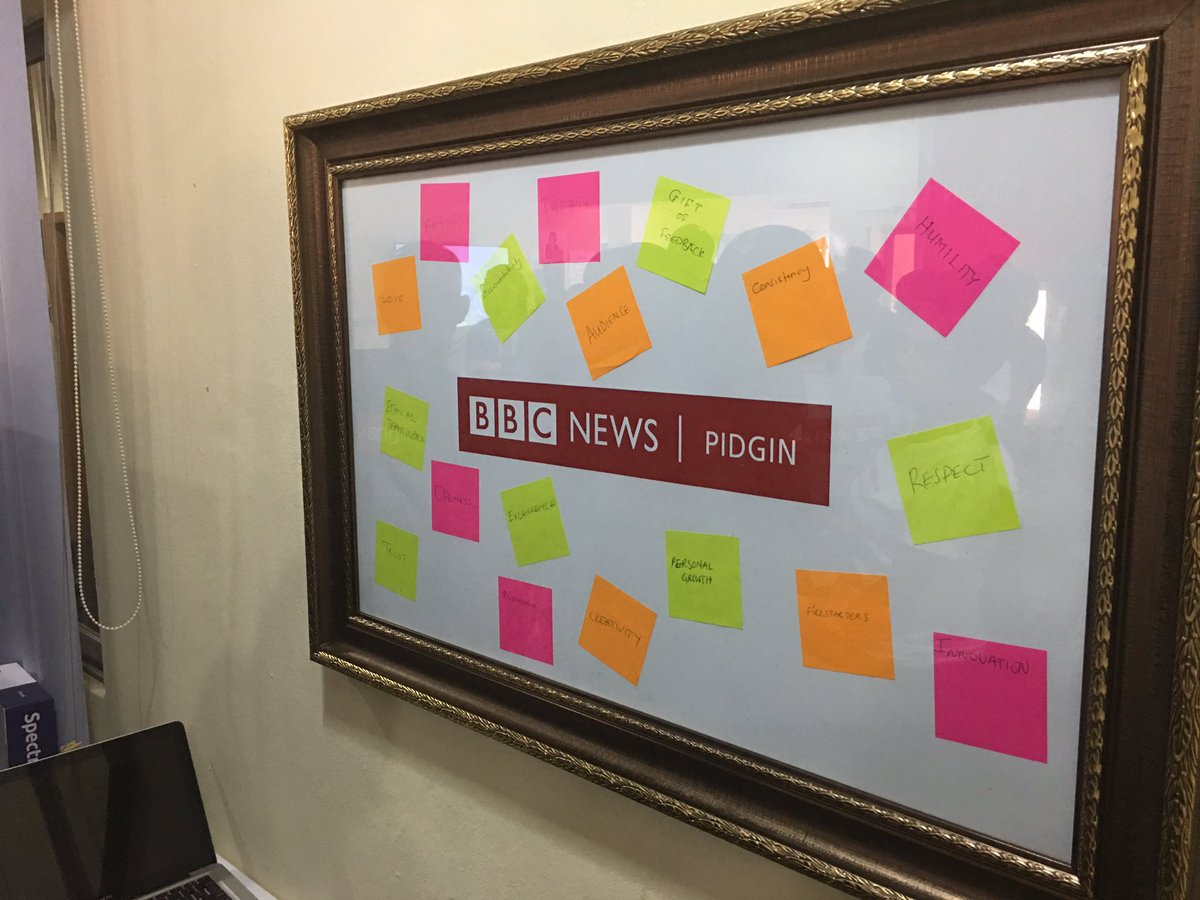 LIVE from Lagos: BBC starts Pidgin digital service for West Africa aud...