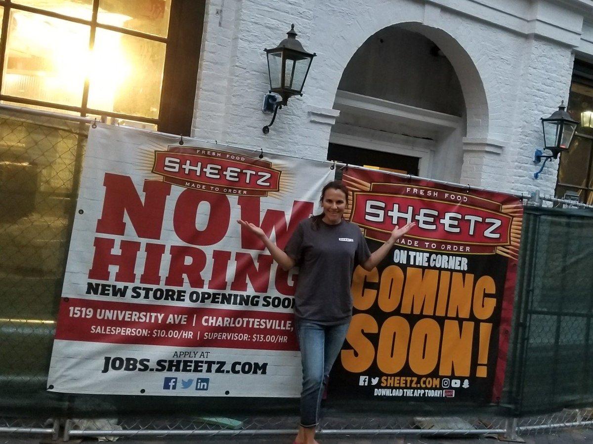 Sheetz Jobs on Twitter: