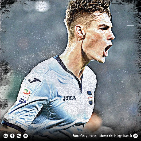 Patrik #Schick&#39;s Serie A season 2016-2017 by numbers 32 games 11 goals 3 assists 21 shots aon target 60% shot accuracy <br>http://pic.twitter.com/8QA475tiaF