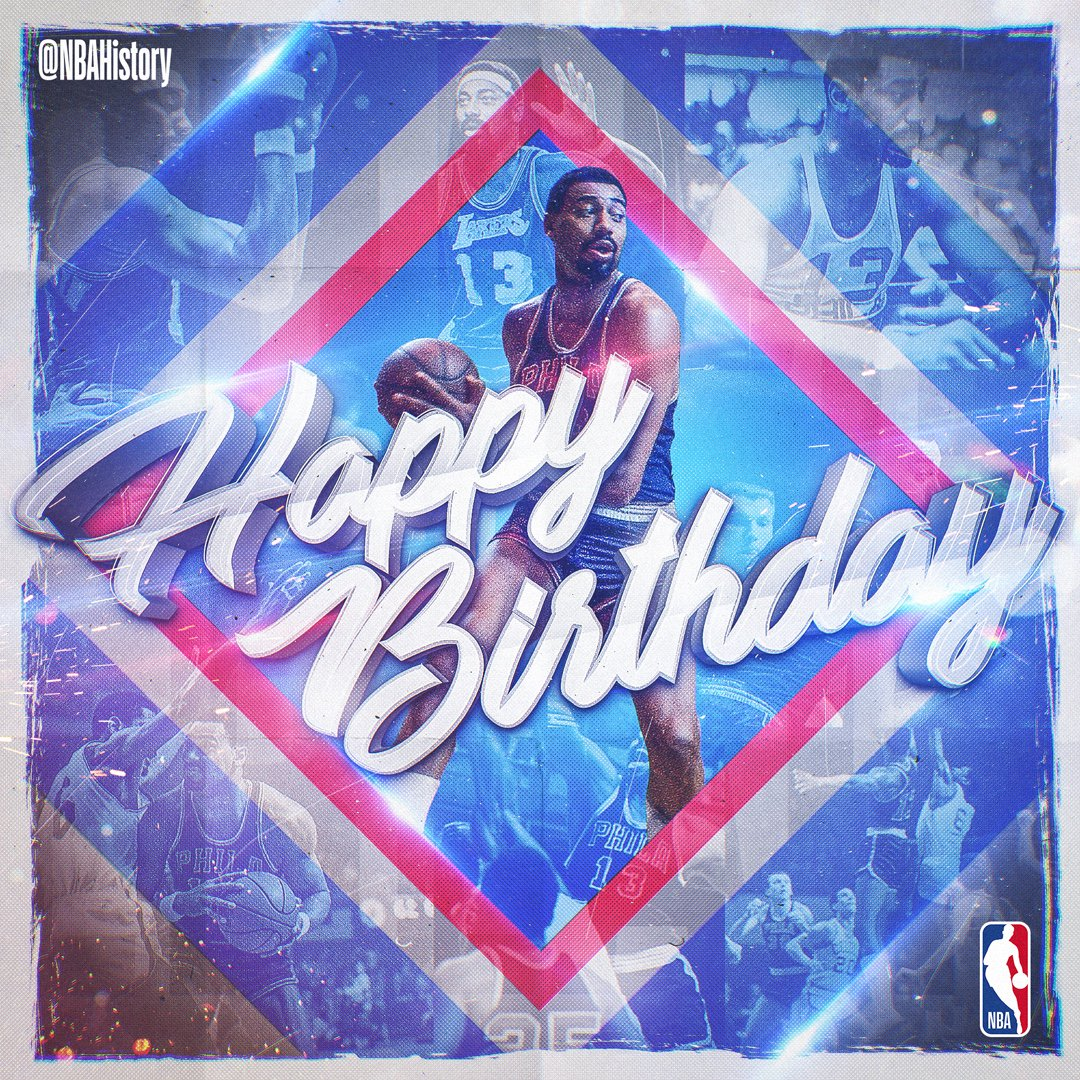 Today we remember 7x scoring champ & 4x MVP, WILT CHAMBERLAIN! htt...