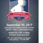 Lace up your sneakers and help us make Coach Hathaway's Running South event bigger than ever! More: https://t.co/1W7yCkqJNG  @PerryEdFound