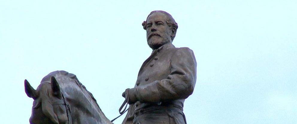 The University of Texas at Austin removes 4 Confederate statues overni...