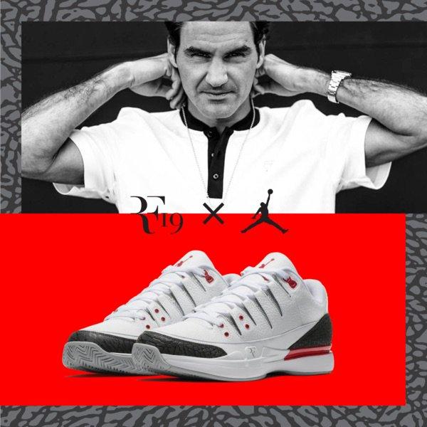 73e3d46de41702 Nike Zoom Vapor Aj3 Fire Red