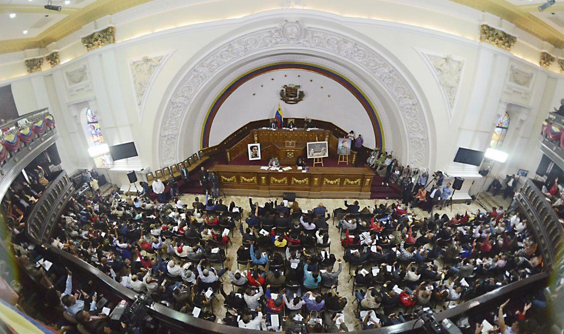 Constituyente continúa agenda acelerada https://t.co/qQbQFD5MWr  #Vene...