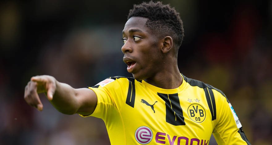 Barça have today regained contact with Borussia Dortmund and Dembélé....
