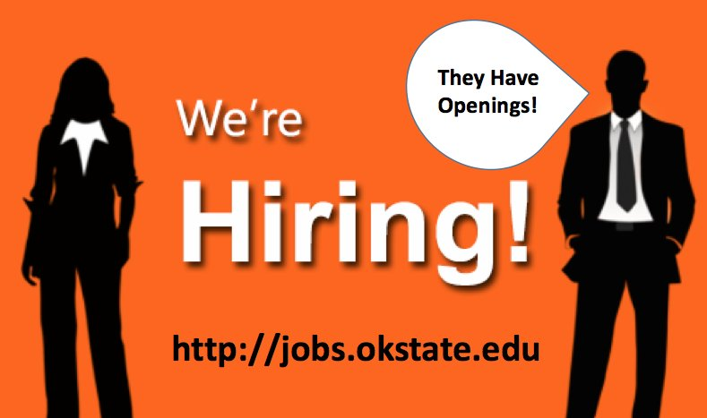 okstate edu jobs