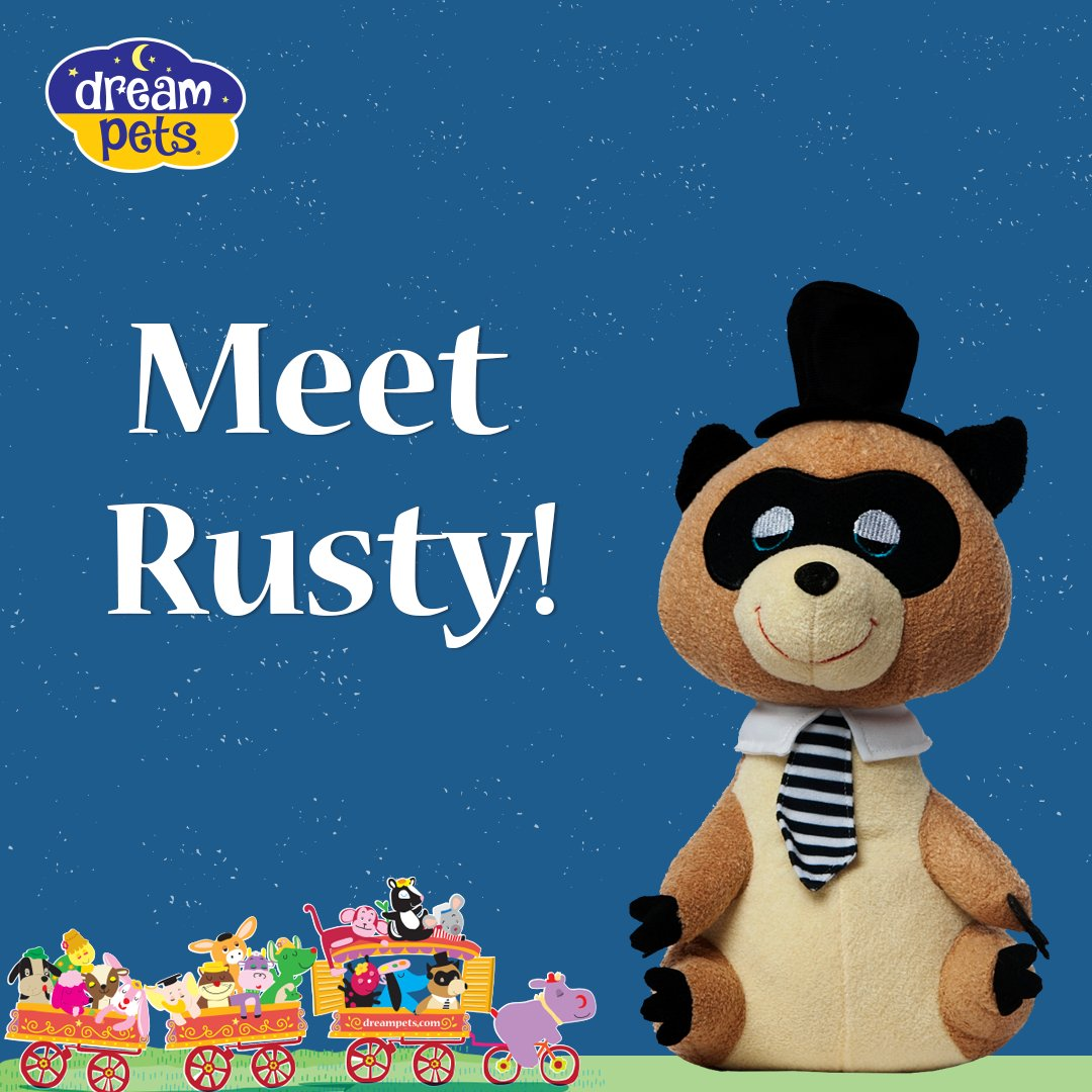 Rusty looks like quite the character! Tell us what kind of antics you...