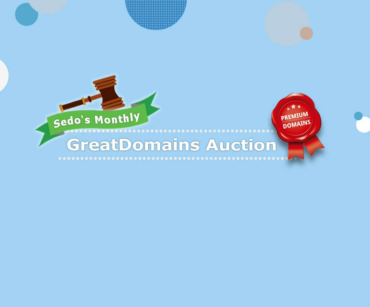 3-letter domains jvj(.)com & zoj(.)com have the highest current bids in GreatDomains auction: http://ow.ly/3LTV30eyRfo !pic.twitter.com/v6gstSh9C6