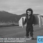Wo stehen Schweizer Unternehmen heute beim Thema Customer Experience? Jetzt an der Swiss CEX Study 2017 teilnehmen! https://t.co/VWu0tB4YiK