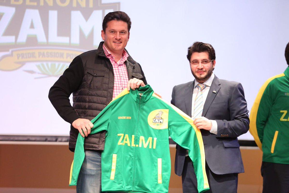 Benoni Zalmi announce former South African captain Graeme Smith as Head Coach