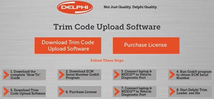 Delphi Diagnostic Laptop