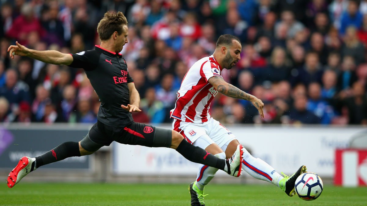 'He should be dropped for this' – Fans call for Arsenal star to be dropped after what happened when 1-0 down to Stoke