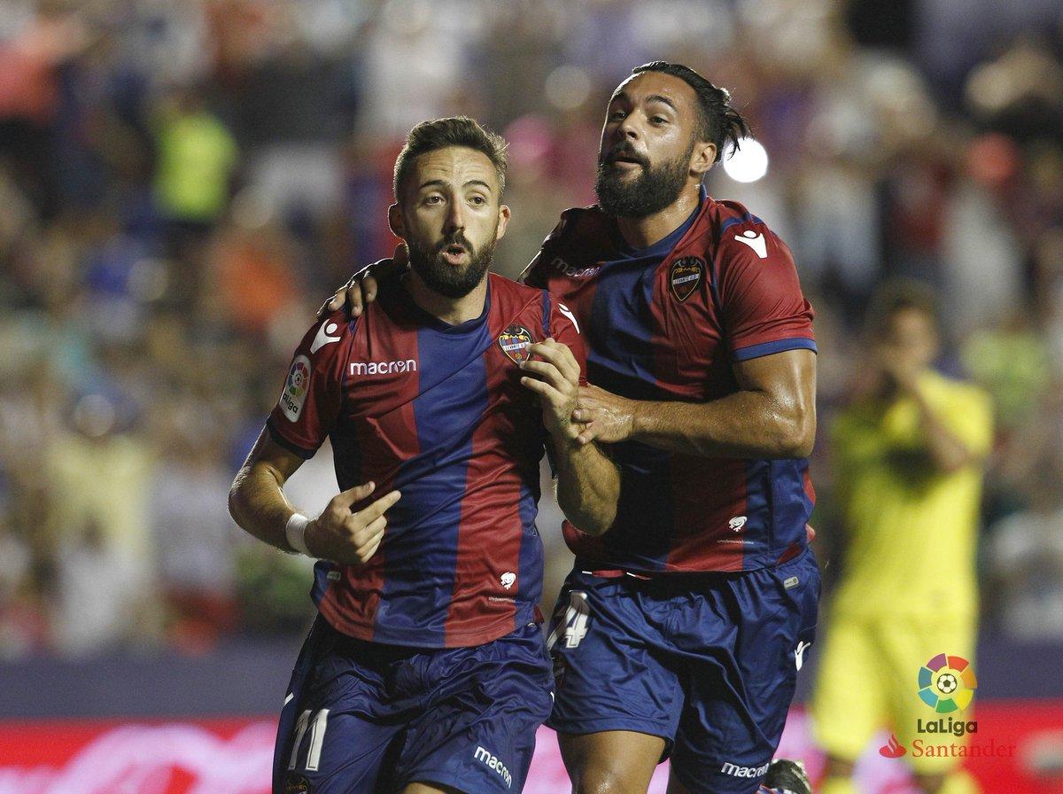 Video: Levante vs Villarreal