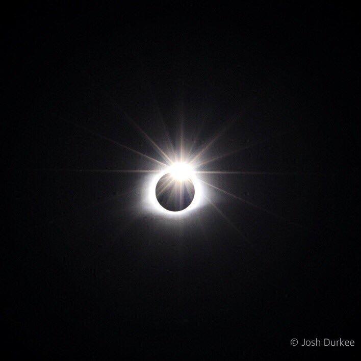 Eye in the sky. #eclipse #kentucky