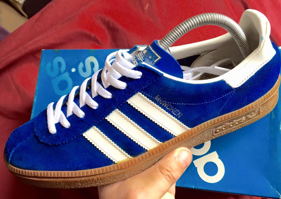 Munchen, made in Japan #adidas #vintage <br>http://pic.twitter.com/UVz0fIFGAM