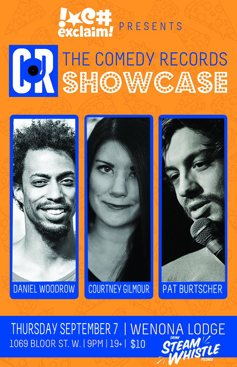 Our next Exclaim! showcase happens Septe...