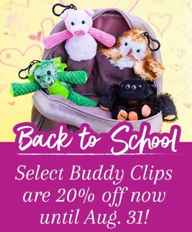 Order directly   https:// sheilabeaupre.scentsy.ca/shop/c/3925/bu ddy-clips &nbsp; …  #scentsy #backtoschool #buddyclips #scented #fragrance  #sale #friends #kids #kid #backpack #clip <br>http://pic.twitter.com/ePzG6Ivcjt