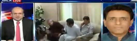Nadeem Malik Live  - 21st August 2017 -  PSP Aur MQM Mein Rabte thumbnail