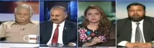 Capital Talk  - 21st August 2017 - Lahore High Court Mein Wukla Gardi thumbnail