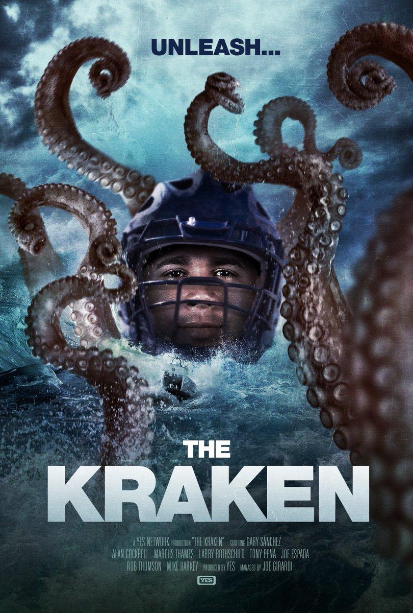 Unleash The Kraken
