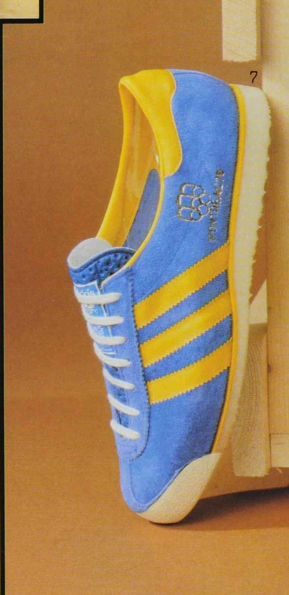 Montreal &#39;76 #adidas #vintage <br>http://pic.twitter.com/3aFSgXn1Ns