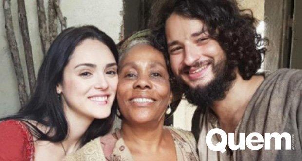 Sdds Emilia 💛 Isabelle Drummond posa com atores de 'Sítio do Picapau Amarelo' https://t.co/sySKQLGjUV