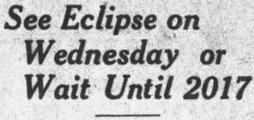 Un periódico de Wisconsin decía esto el 30 de agosto de 1932. https://t.co/DGu54Ucle2