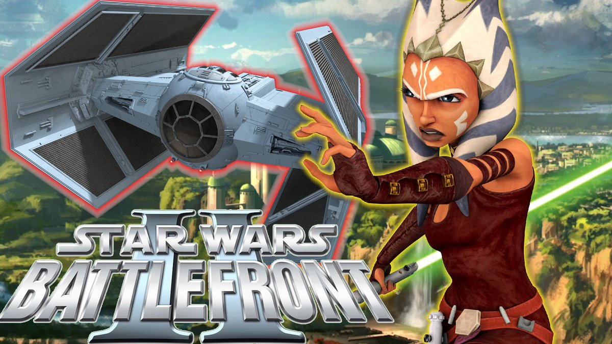 New video up shows that we might get AHSOKA in #Battlefront2 Watch it and tell me what you think! Let&#39;s talk  https://www. youtube.com/watch?v=-zaTWi kfi0k &nbsp; … <br>http://pic.twitter.com/G54YeGGOrG