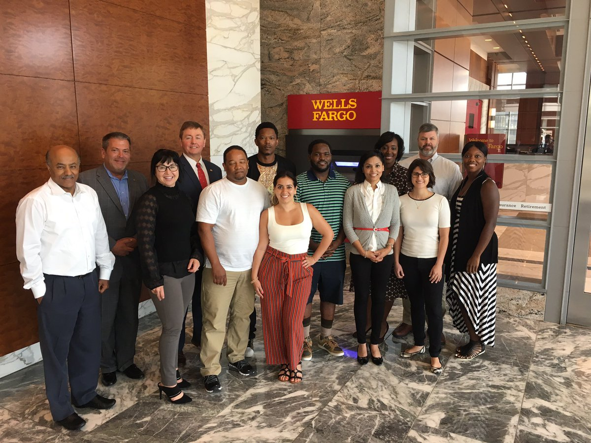 We are excited to partner with @WellsFargo &amp; the Samuel architectural group to #revitalize 4 #smallbusinesses in #Atlanta! #communityspirit<br>http://pic.twitter.com/FZh4rj4UaE
