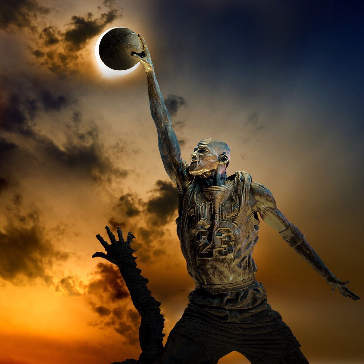 #eclispe the #greatest of all time <br>http://pic.twitter.com/I7oRcjUcwg