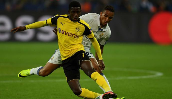#Borussia give #Barca until Sunday to sign #Dembele   http:// bit.ly/2ijkBll  &nbsp;  <br>http://pic.twitter.com/SQAOA0iL9V
