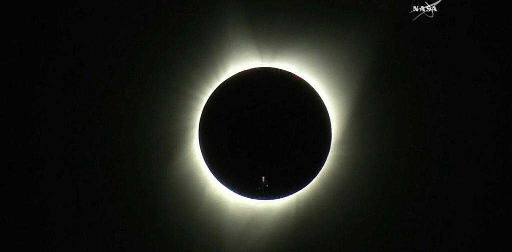 Reis Tutulması #SolarEclipse2017 https:/...