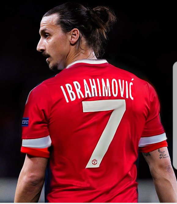 This shirt was made for a Lion @ManUtd Our new #Number7 @Ibra_official #zlatan #Ibrahimovic #mufc #ZlatanTime #Eclipse    #SolarEclipse2017 <br>http://pic.twitter.com/hiyWbiN4ni