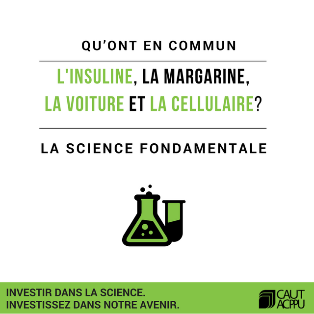 MT @CAUT_ACPPU Tell the federal government to invest in #Science and support the #NaylorReport! <br>http://pic.twitter.com/59EFaFEcp2 #cdnsci #cdnpoli