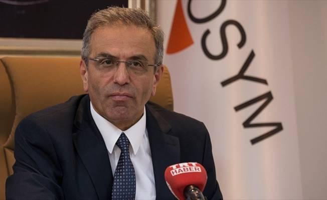 ÖSYM Başkanı Demir görevinden istifa ett...