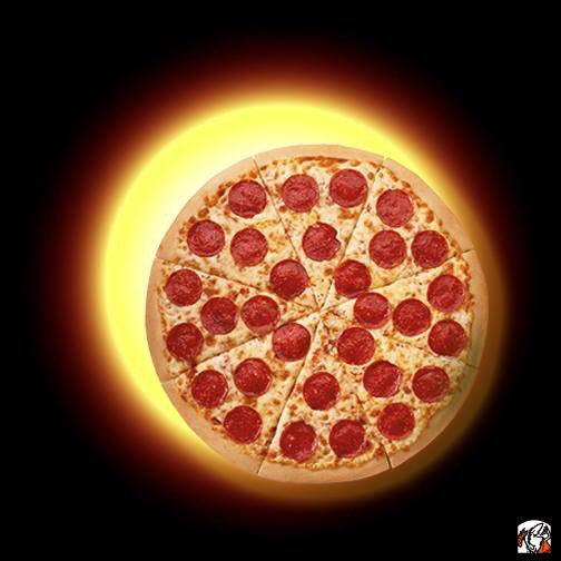 Here's a better idea than staring directly into the sun: Watch the #SolarEclipse  on TV while eating an #LittleCaesars #Pizza  <br>http://pic.twitter.com/N7sHb2hxz3