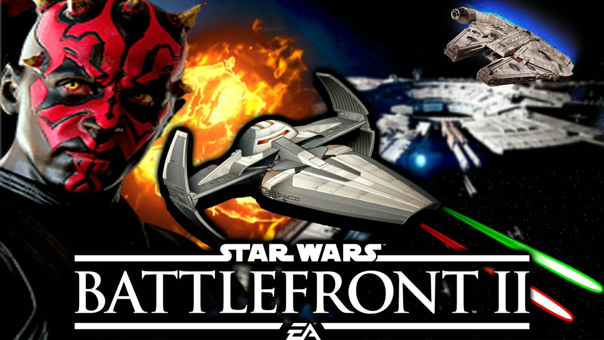 Exclusive #Battlefront2 Starfighter assault Imperial &amp; Rebel ships &amp; hero ships gameplay from #Gamescom  https:// youtu.be/FCkrOhWqISE  &nbsp;  <br>http://pic.twitter.com/nuCQlb46TN