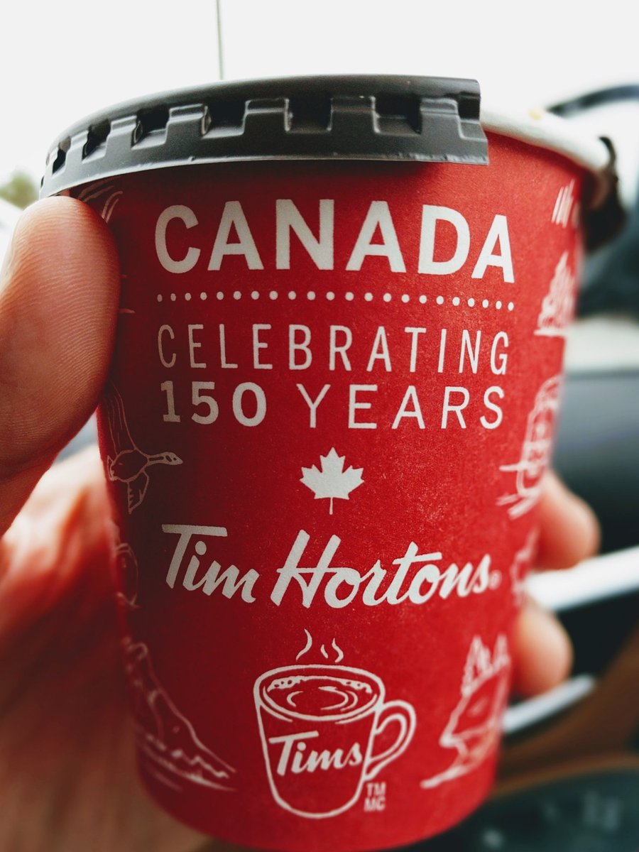 Thank you to the person in front of me at #TimHortons for paying for my coffee.  #coffee #faithinhumanityresored #Canada150  @TimHortons<br>http://pic.twitter.com/ZSn974v27C