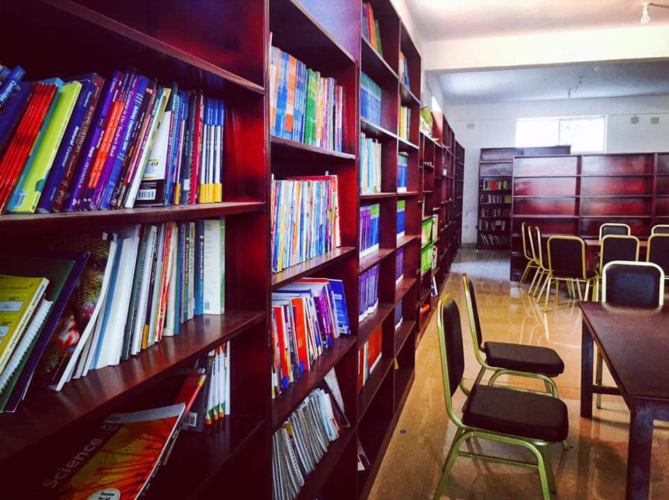 Yes! Finally Somaliland National Library is ready! A dream has came true. #Proud <br>http://pic.twitter.com/x87jwXvsyE
