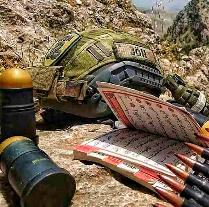 Şu kopan fırtına Türk ordusudur Ya Rabbi...
