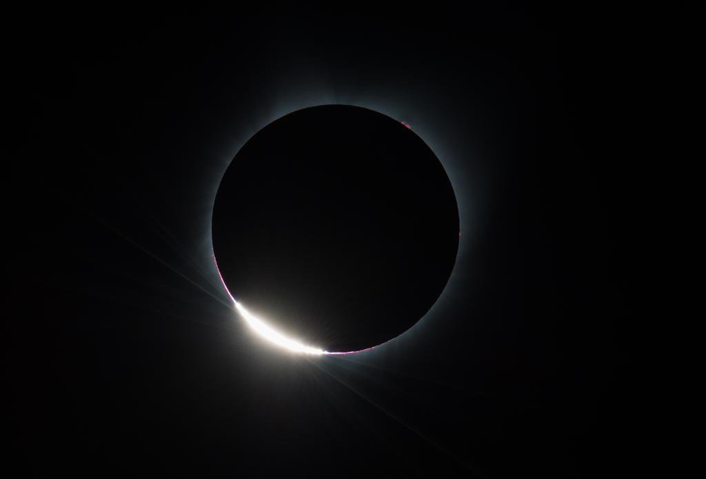 Did you see #SolarEclipse2017? 🌕🌖🌗🌘🌑🌒🌓🌔🌕 We did! Keep sending in your pictures and questions by using #Eclipse2017