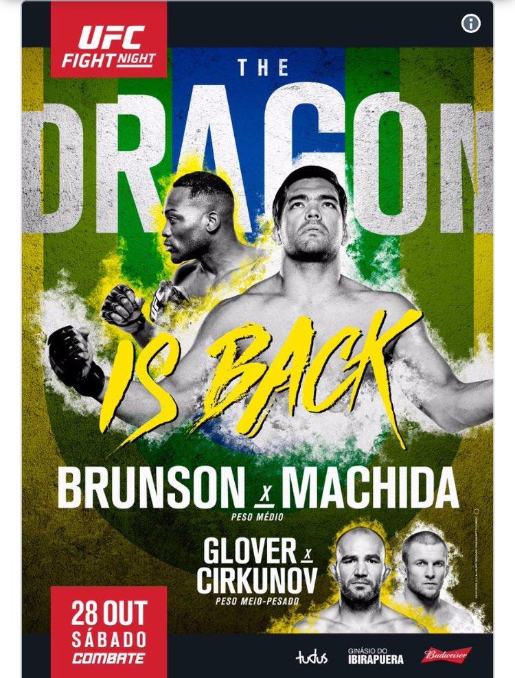 I dont care how old he gets i will always get excited when a  machida fight is announced!!  #Pioneer #legend <br>http://pic.twitter.com/RHiCbK1ggk