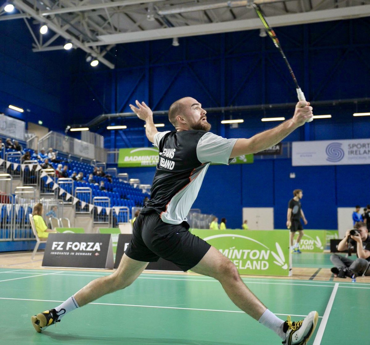 "Badminton Ireland on Twitter "" Scott Evans1 puts World Number 4"