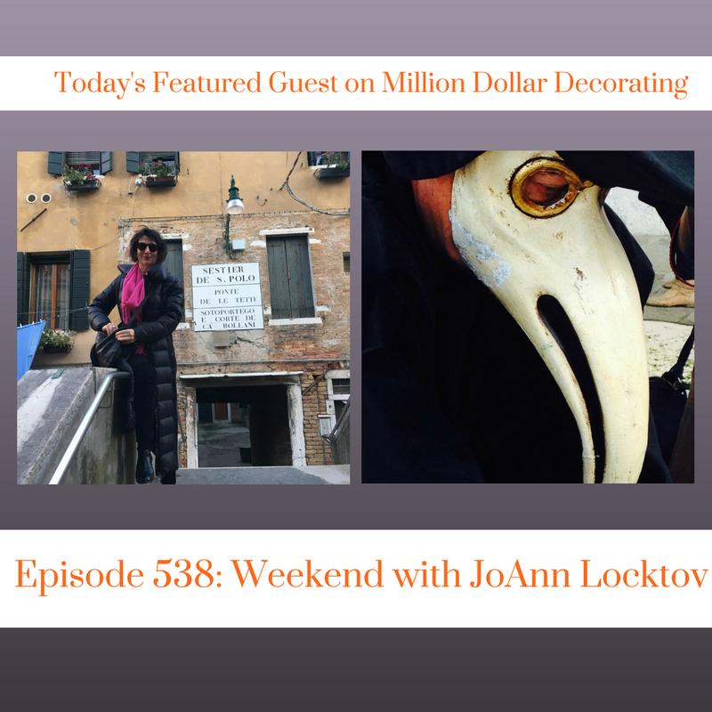 The company I keep:  Marco Polo, Italy Calvino, Peggy Guggenheim #podcast with @JamesSwan #Venice #publishing #PR #MillionDollarDecorating<br>http://pic.twitter.com/vPzUGl0L3l