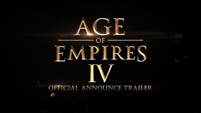 Relicが開発を手掛けるナンバリング最新作「Age of Empires IV...